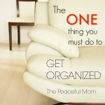 More Get Organized Posts