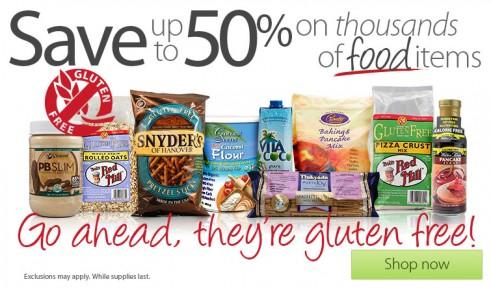 1 11 Vitacost Gluten Free 50 Percent Off