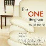 More Organizing Tools