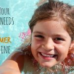 Why Your Kids Need a Summer Routine - The Peaceful Mom