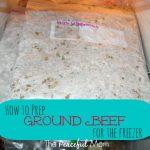 Bulk Cook Ground Beef