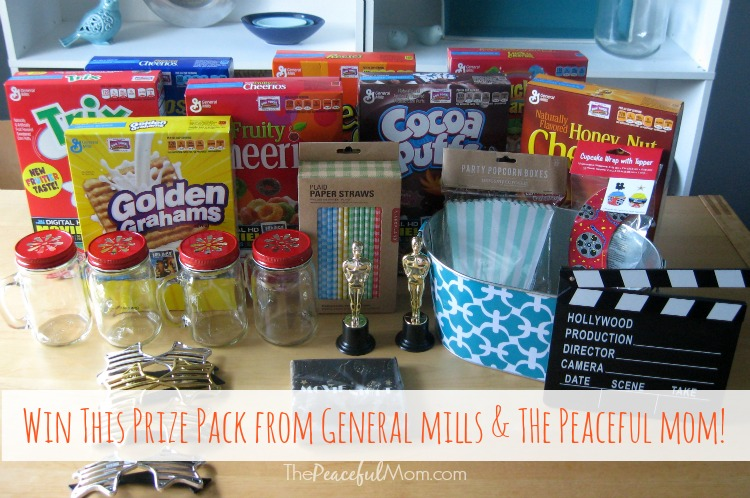 Win this General Mills Prize Pack from The Peaceful Mom