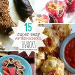 Easy After-School Snacks