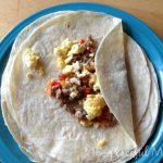 Sausage Freezer Burritos*