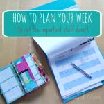 More Organizing Tips & Tools
