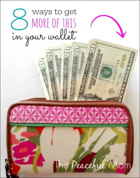 8 ways to earn money quickly to boost your savings - The Peaceful Mom