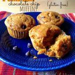 Gluten Free Pumpkin Chocolate Chip Muffins 1 - The Peaceful Mom