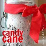 Slider - DIY Candy Can Bath Salts with free printable label -- The Peaceful Mom