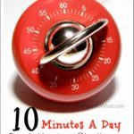 10 Min. a Day Decluttering