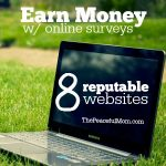My Fave Online Sites to Make Money!