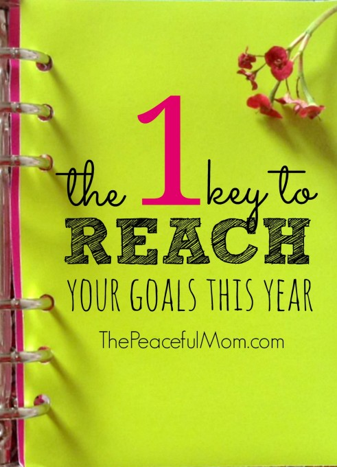 The-Key-To-Achieving-Your-Goals-This-Year-The-Peaceful-Mom-491x680