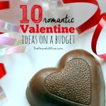 10 Romantic Ideas on a Budget