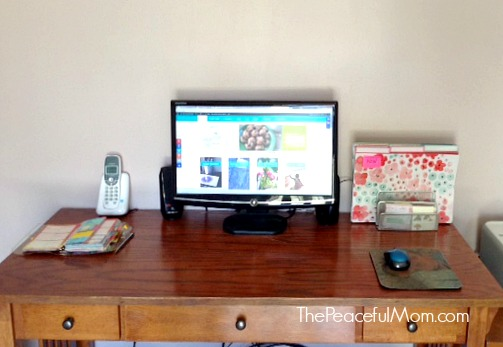organize office paperwork how to organize paper quickly the peaceful mom