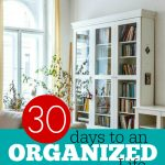 30 Days to an Organized Life!