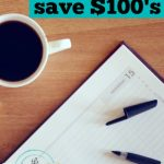 10 Daily Habits That Save $100