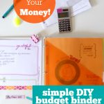 Make a Budget Binder w/ FREE Printables