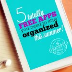 More Organizing Tips