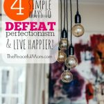 How to Beat Perfectionism