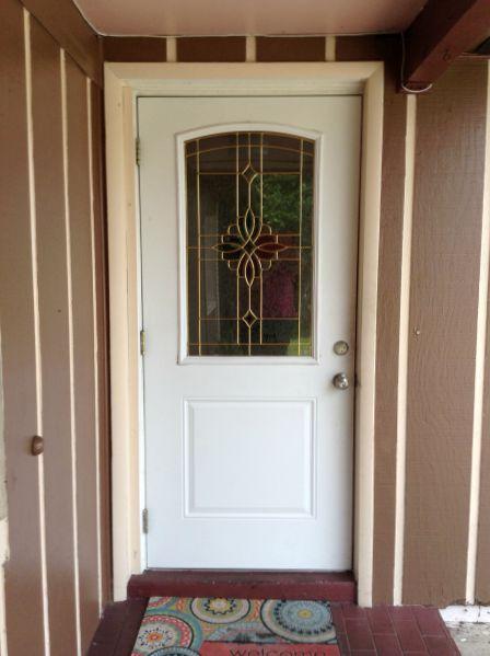 My new front door