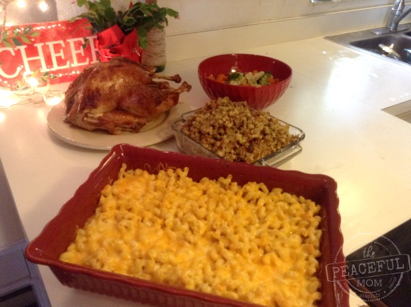 Thanksgiving 2015 -- The Peaceful Mom 1