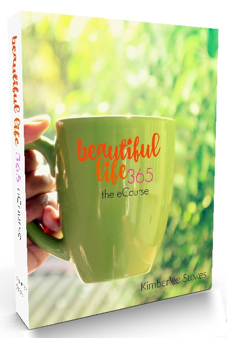 Create a Joyful Purposeful Life with the Beautiful Life 365 eCourse -- The Peaceful Mom