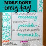6 Ways to Get More Done Every Single Day -- The Peaceful Mom