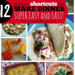 12 Simple Shortcuts for Easy Meal Planning