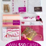 Win these fun items plus cash -- from The Peaceful Mom