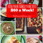 Feed Your Fam for $60/week!