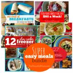 Super Easy Meal Plan Bundle