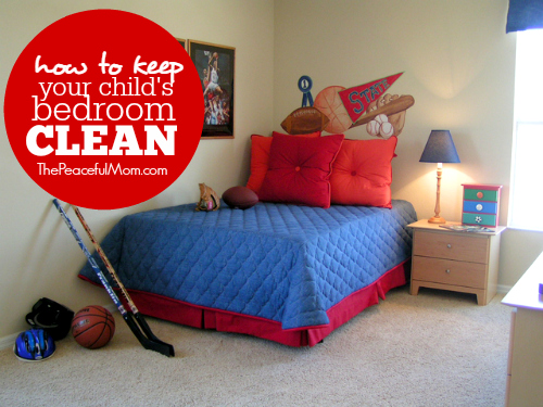 30 days to organized) day 21: how to organize kids' rooms - the