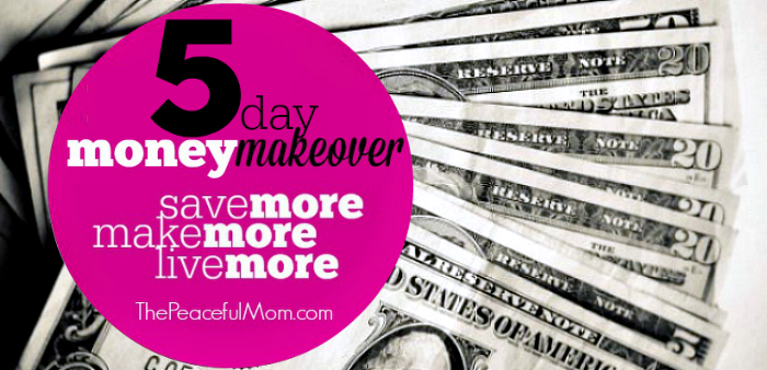 5 Day Money Makeover Course