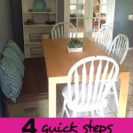 4 Quick Steps to Keep Your House Clutter Free -- The Peaceful Mom