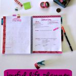 Joyful Life Planner July Monthly Plan -- The Peaceful Mom