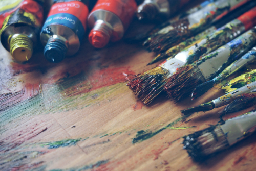My biggest parenting mistake - parenting is like painting