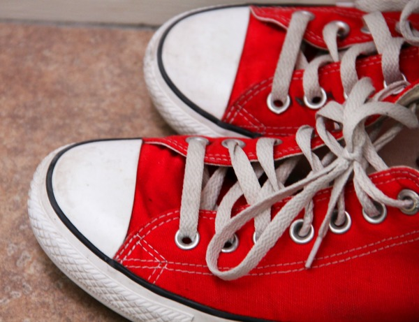 My biggest parenting mistake -- teenagers shoes