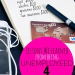 3 Lessons We Learned From Being Unemployed 4 Times -- The Peaceful Mom