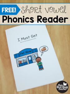 FREE-Short-Vowel-Phonics-Reader-and-Activities-from-Learn-to-Read-This-Reading-Mama