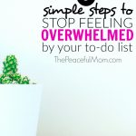 5 Steps to Tame Your To-Do List