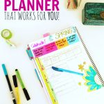 How to Choose A Planner That Works for YOU!