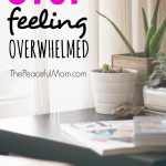 The Reason You're Overwhelmed (And How To Stop It!)