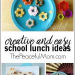 Creative School Lunch Ideas for Kids