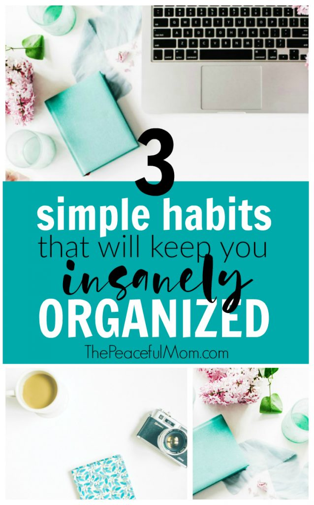 How to get everything done and stay organized