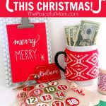 How to Save Money This Christmas (& a Giveaway!)